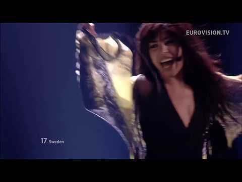 "Image of Loreen: ""Euphoria"" - Winnner of the Eurovision Song Contest 2012 - Live Video - ESC 2012"