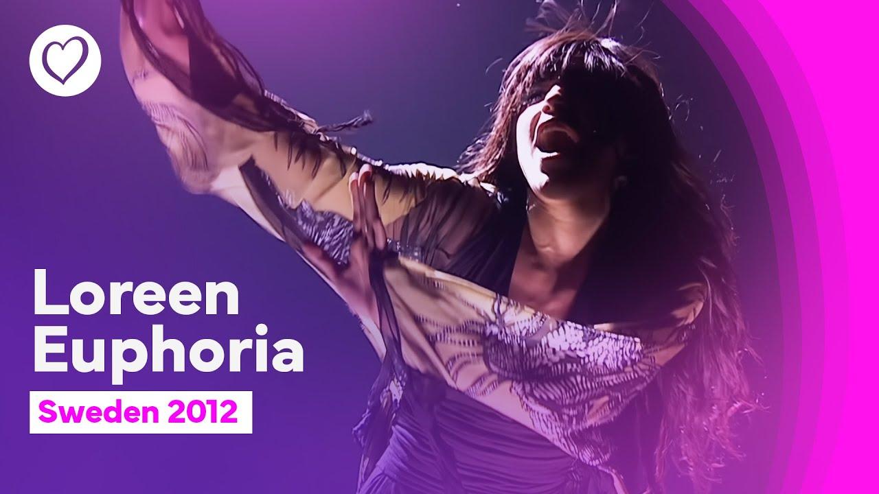 Loreen - Euphoria (Sweden 2012)