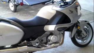 7. FOR SALE - 2010 Honda NT700V USED Only 329 Miles - Honda of Chattanooga Tennessee TN