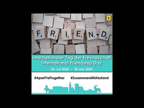 DHPS Kinder- & Jugendzentrum: Tag der Freundschaft - Child & Youth Centre: Day of Friendship