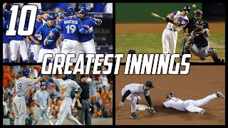 Video MLB | 10 Greatest Innings of the 21st Century MP3, 3GP, MP4, WEBM, AVI, FLV September 2018