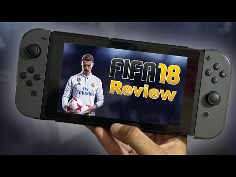 FIFA 18 REVIEW | Nintendo Switch
