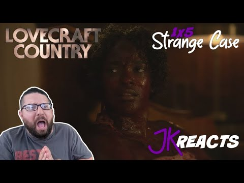 Lovecraft Country REACTION 1x5: Strange Case