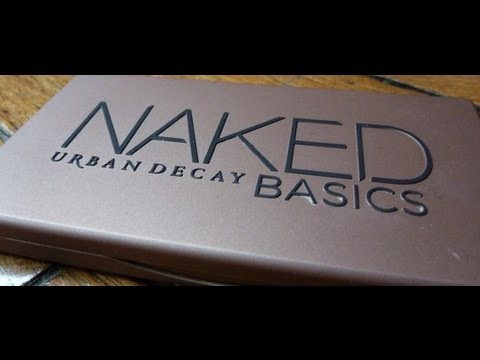 0 Revue : Palette Urban Decay Naked Basics