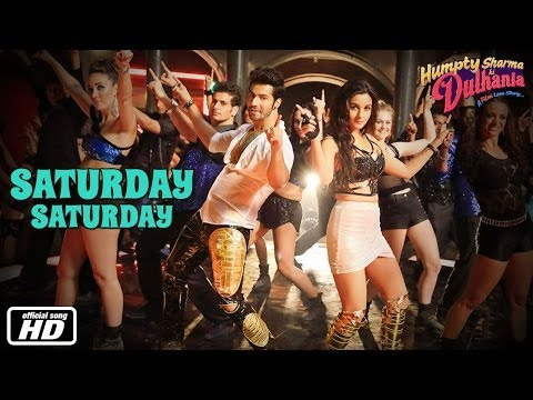 Saturday Saturday (OST by Indeep Bakshi, Akriti Kakkar, Badshah)