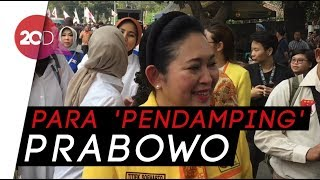 Video Titiek Soeharto dan AHY Dampingi Prabowo ke KPU MP3, 3GP, MP4, WEBM, AVI, FLV Maret 2019
