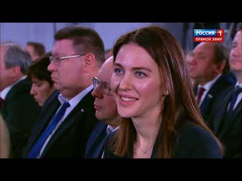 Путин о вооружении России.