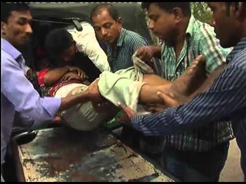Rajshahi Bagmara Clash Footage Clip 01