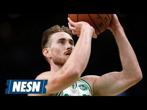Video: Gordon Hayward And The Celtics Prepare To Face The Utah Jazz