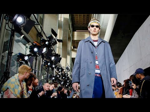 Lanvin | Fall Winter 2020/2021 Full Show | Menswear