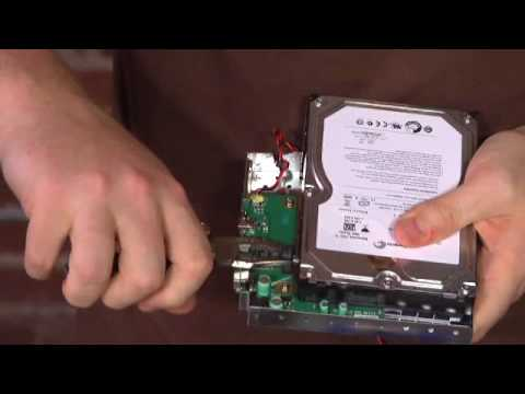 How To Take Apart and Recover Faulty External Hard Drive