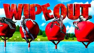 TOTAL ZOMBIE WIPEOUT!