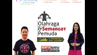 Tips Parenting Happy Parenting with Novita Tandry Episode 5 : Olahraga dan Semangat Pemuda