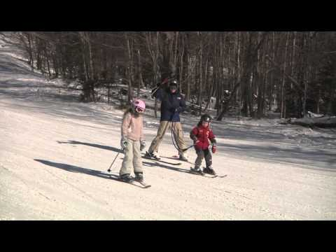 Christmas Holiday at Bromley Mountain, Vermont