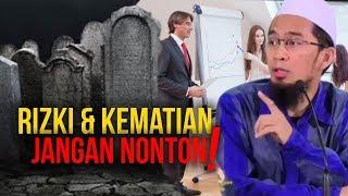 Video MENGEJUTKAN, Ternyata RIZKI Bersanding dengan KEMATIAN - Ustadz Adi Hidayat LC MA MP3, 3GP, MP4, WEBM, AVI, FLV Januari 2019