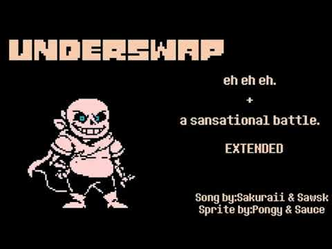 [ClassicSwap]eh eh eh. + Sans Battle Extended [IMPROVED]