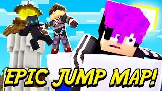 THIS Minecraft Video Will Make YOU Happy | Epic Jump Map