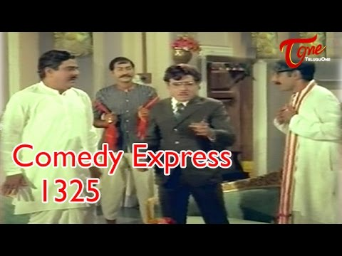 Comedy Express 1325 || Back to Back || Telugu Comedy Scenes