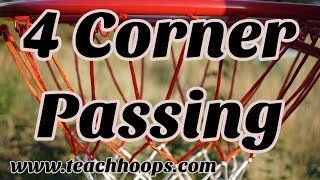 Download Lagu 4 Corner Passing Drill (Mackey via TEACHHOOPS.COM) Mp3