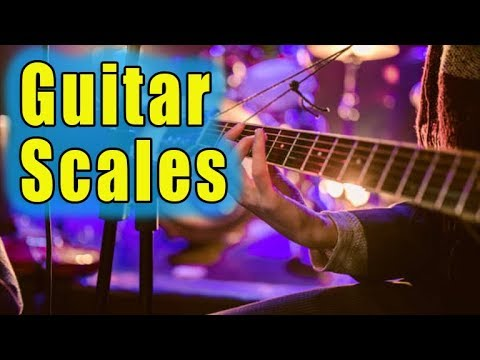 How to Play Guitar Scales [BEGINNER FRIENDLY]
