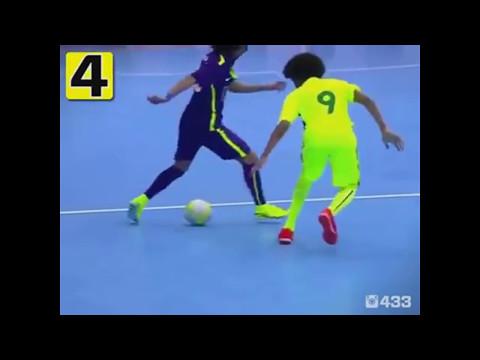 Skill Trick Futsal Gilaaa !!! #2