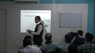 Train The Trainer Program Part 3 by Life Coach Kalpesh Desai