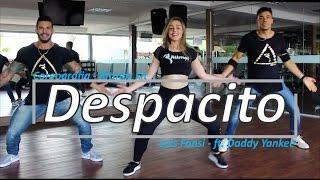 Video Despacito - Luis Fonsi - ft. Daddy Yankee - Coreografia - Ritmos Fit MP3, 3GP, MP4, WEBM, AVI, FLV Juli 2018