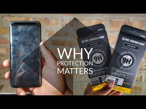 Perfect Protection For The S9 Plus | GPEL Screen Protector