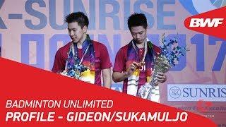 Video Badminton Unlimited | Gideon/Sukamuljo – Profile | BWF 2018 MP3, 3GP, MP4, WEBM, AVI, FLV September 2018