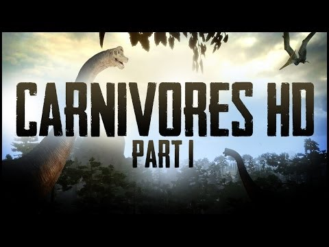 carnivores pc gameplay