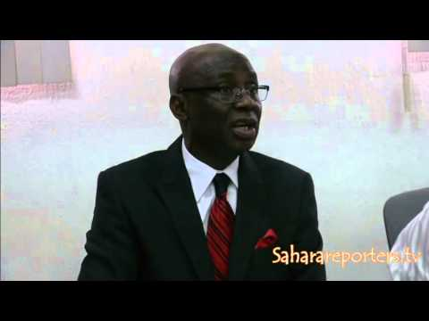 Video:Elections will Hold 2014,Not 2015-Tunde Bakare