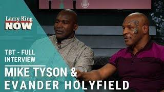 Video Mike Tyson & Evander Holyfield: Heavyweight Boxing Legends Join Larry MP3, 3GP, MP4, WEBM, AVI, FLV Desember 2018