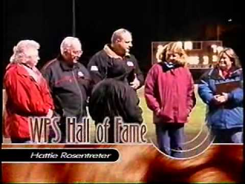 Rosentreter - Cardinal Pride Hall of Fame 2002. Hattie Rosentreter (award accepted by Jean Anton, niece, & Carl Anton, nephew), Willmar Public School District physical edu...