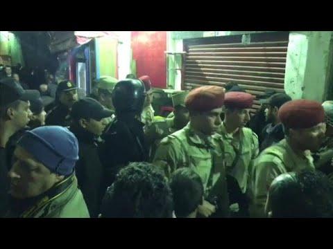 Αίγυπτος: Νεκροί αστυνομικοί από επίθεση καμικάζι