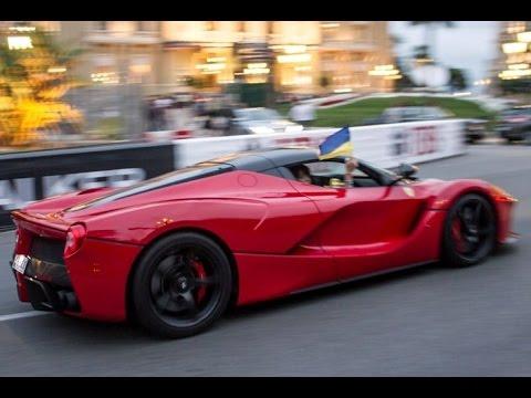 Суперкары Украины. Ferrari в Киеве