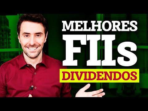 DIVIDENDOS: os melhores fundos imobiliários! - FIIs 2020