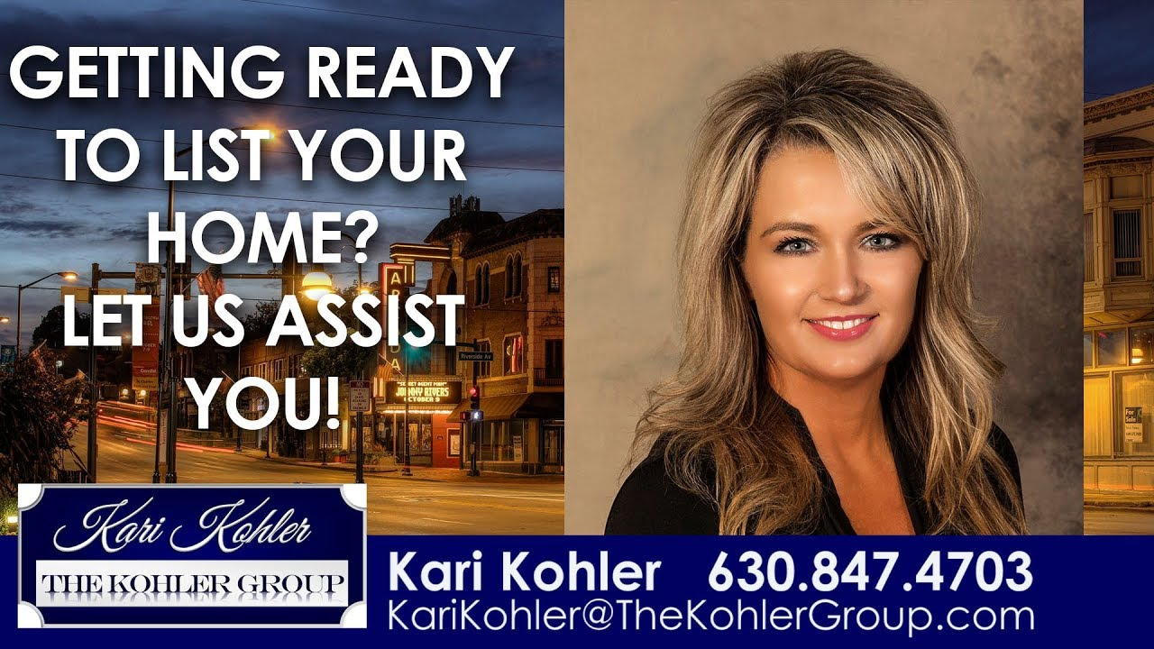 Getting Ready to List Your Home? Let Us Assist You!