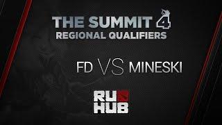 FD vs Mineski, game 2