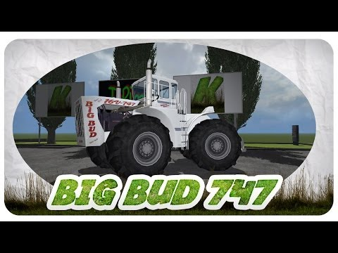 BIG BUD 16V 747 New wheels v1.0 MR