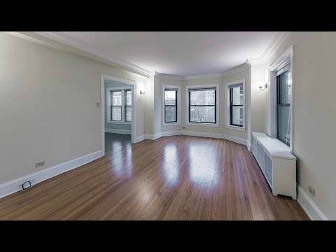 Tour a spacious Lincoln Park 1-bedroom at The Patricians