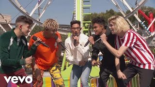 Video PRETTYMUCH - Would You Mind (Live at Teen Choice Awards) MP3, 3GP, MP4, WEBM, AVI, FLV Desember 2017