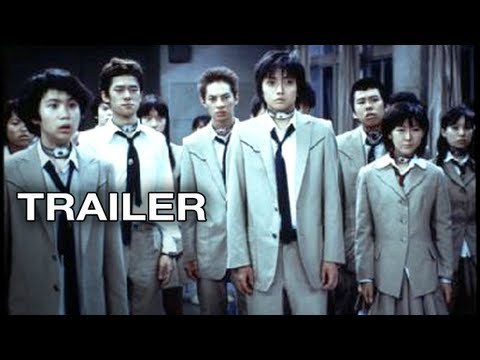 Battle Royale Trailer #1 (2000)