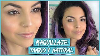 ♥ ♥ ♥ ♥ SUSCRIBITE: http://bit.ly/RVBMRE ♥ ♥ ♥ ♥ Lindas espero que les guste este tutorial de maquillaje natural y diario bien facil de hacer!YA PARTICIPASTE DEL SORTEO: https://www.youtube.com/watch?v=YkY-LrKMNLINos hacemos amigos? Seguime:♥ Mi Instagram: http://instagram.com/azumakeup♥ Mi Snapchat: Azumakeup♥ Mi facebook: https://www.facebook.com/azumakeupofi...♥ Mi twitter: https://twitter.com/azumakeup♥ Suscribite: http://bit.ly/RVBMRE. Video no sponsoreado// Para contacto profesional al: azusad@live.com.ar // Mis representantes: clientes@clubmedianetwork.com //
