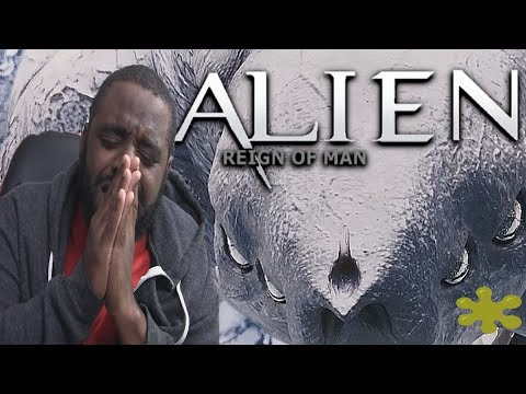 Alien:Reign Of Man (2017) Review | Horror-ible Movies 1