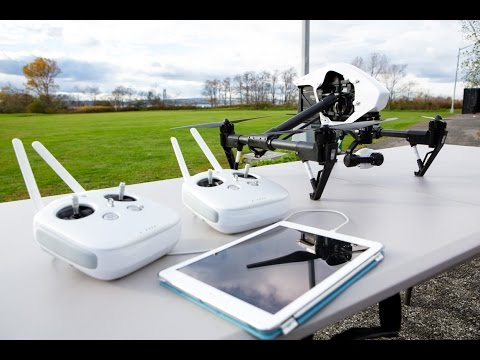 DJI Inspire 1 Production Bundle By Drones Made Easy – Dual Operator
