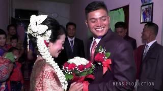 Wedding Ima Padang & Rudi Boangmanalu | Bens Production | Wedding Klip