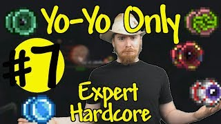 Playing through all of Terraria on expert with only Yo-yos! ♥ Don't forget to subscribe:...