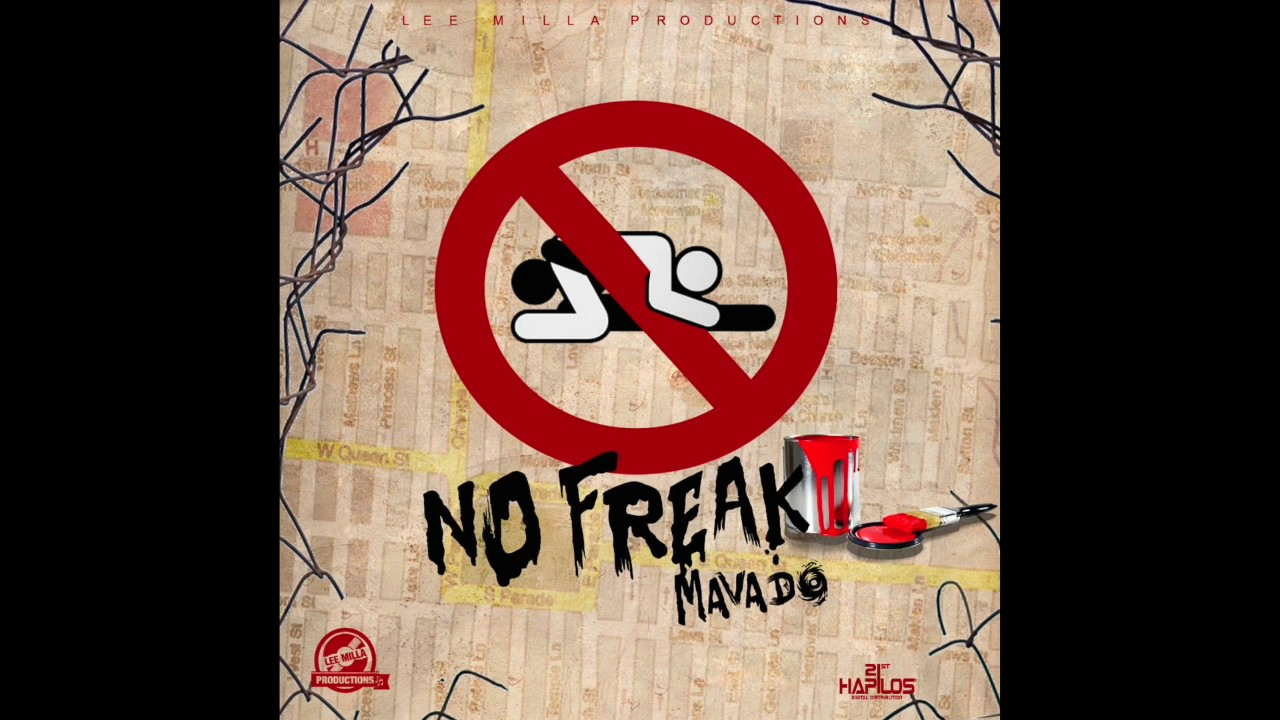 Mavado - No Freak