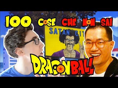 100 cose che non sai su dragon ball