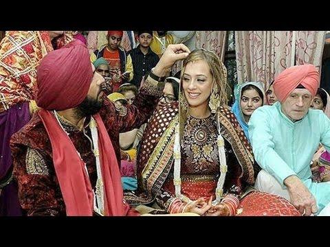 WATCH Yuvraj Singh - Hazel Keech Wedding INSIDE PH